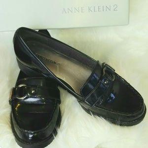 Anne Klein 2 Aklange Loafer - Black